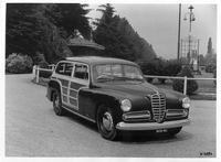 1952 Alfa Romeo 6C 2500 giardinetta Viotti