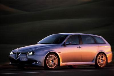 Alfa Romeo Sportwagon GTA