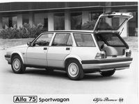 Alfa Romeo 75 2.0 sportwagon