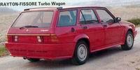 Alfa Romeo 75 turbowagon