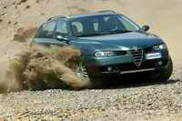 2004 alfa Romeo Crosswagon Q4