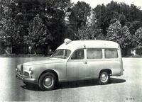 1953 Alfa Romeo of 1900 Ambulanza Colli