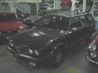 1984 Alfa Romeo Alfetta SW Zagato