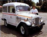 Alfa Romeo AR51 Ambulanza