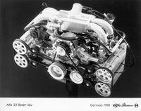 Engine Boxer 16v