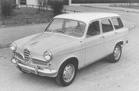 1957 Alfa Romeo Giulietta Weekendina Boneschi
