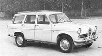 1959 Alfa Romeo Giulietta Promiscua Colli (2 serie)