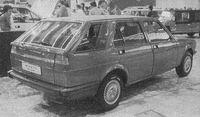 1978 Alfa Romeo Giulietta Folk Moretti