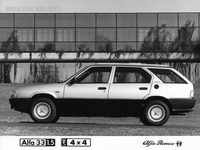 1984 Alfa Romeo 33 1.5 4x4 Gardinetta